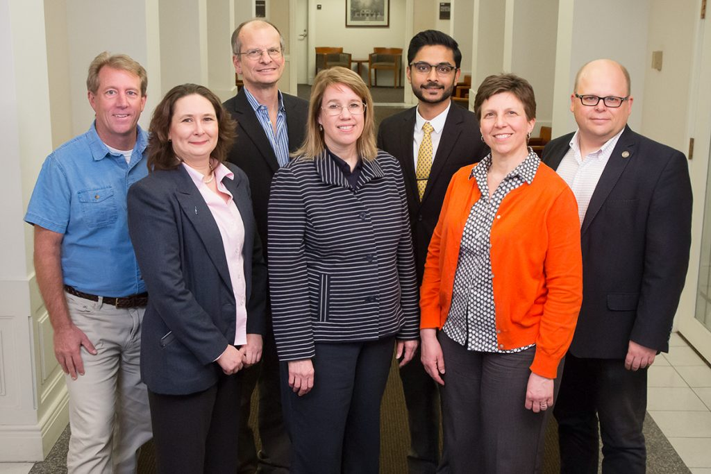 Inaugural faculty, Carle Illinois College of Medicine