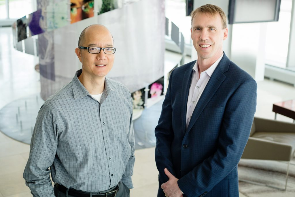 Timothy Fan and Paul Hergenrother, Carle Illinois College of Medicine, University of Illinois at Urbana-Champaign