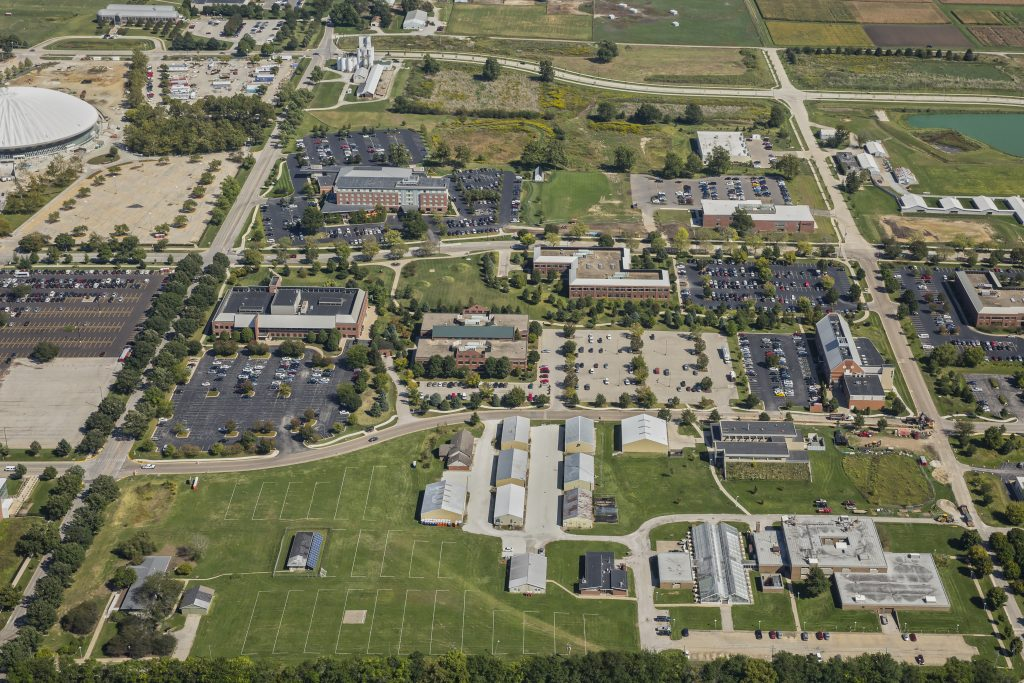 Research Park, Carle Illinois College of Medicine, University of Illinois at Urbana-Champaign