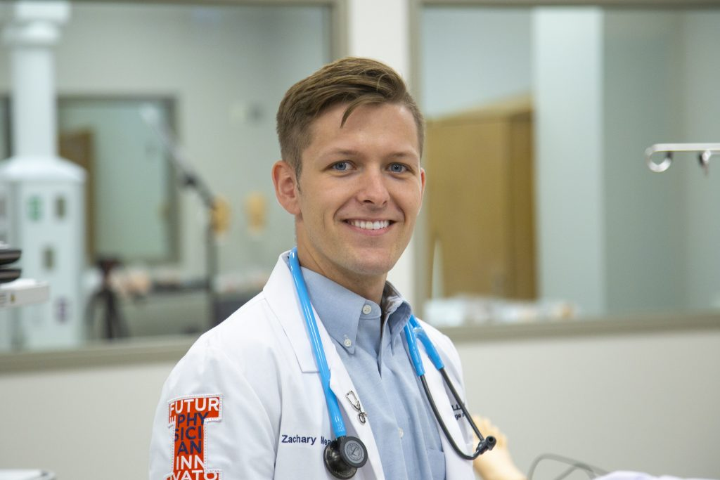 Zachary Meade, Carle Illinois College of Medicine, University of Illinois at Urbana-Champaign