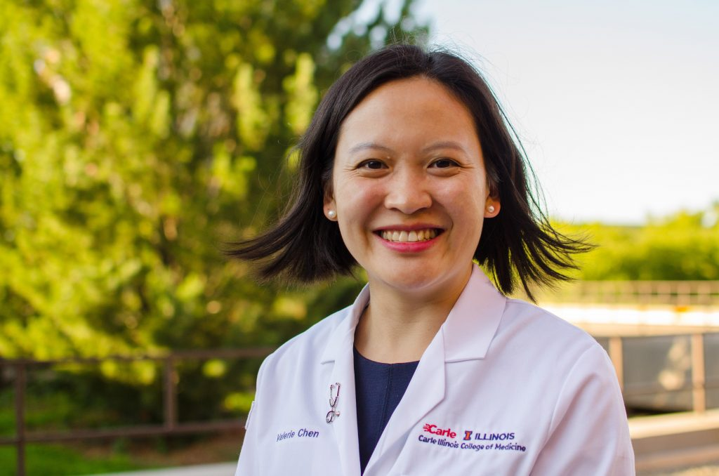 Valerie Chen, Carle Illinois College of Medicine, University of Illinois at Urbana-Champaign