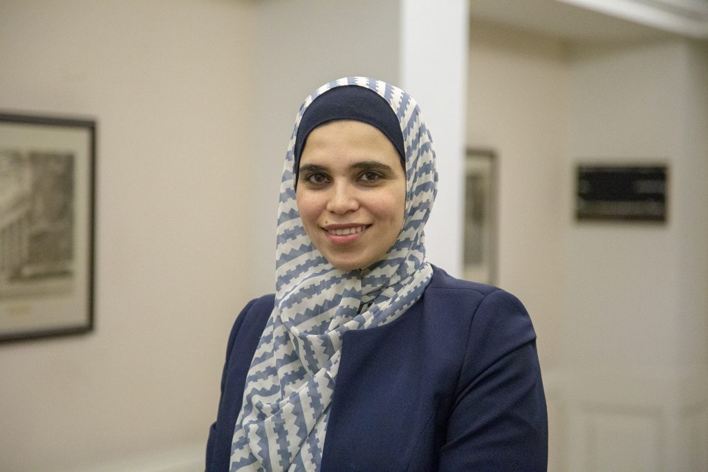 Eman Hammad, Carle Illinois College of Medicine, University of Illinois at Urbana-Champaign