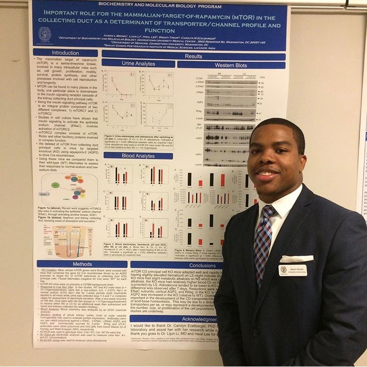 Aaron Brown, Carle Illinois College of Medicine, University of Illinois at Urbana-Champaign