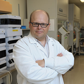 Wawrzyniec Dobrucki, Carle Illinois College of Medicine, University of Illinois at Urbana-Champaign