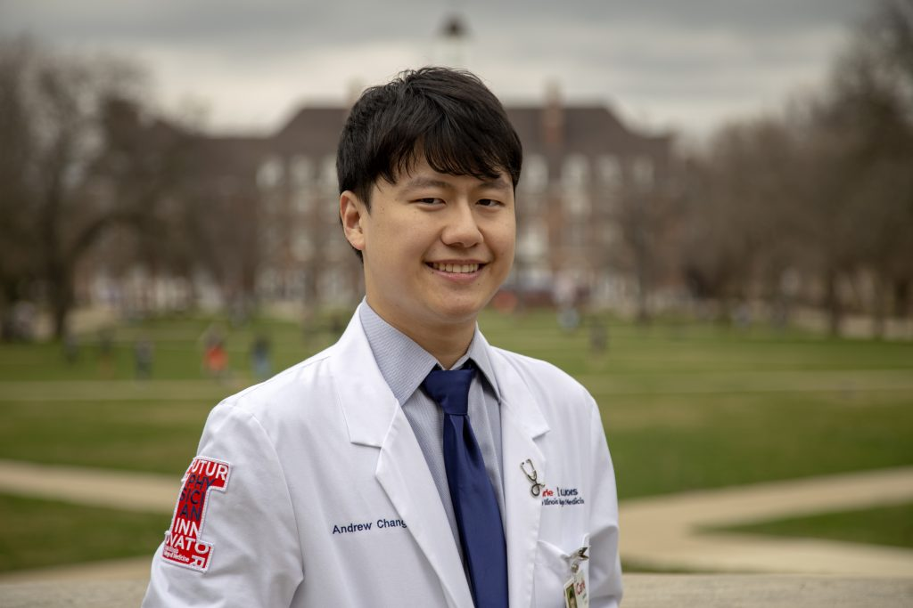 Andrew Chang, Carle Illinois College of Medicine, University of Illinois Urbana-Champaign